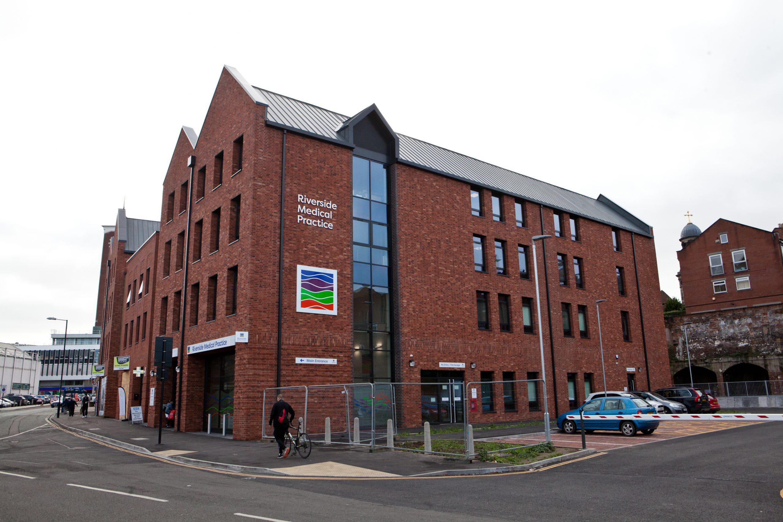 The Tannery Shrewsbury Medical Centre